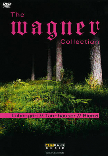 Richard Wagner. Great Recordings. 6 DVDs.