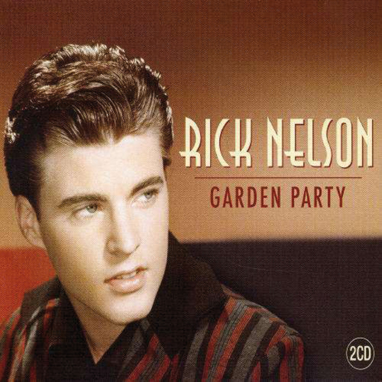 Rick Nelson. Garden Party. 2 CDs.