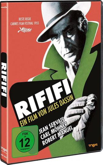Rififi. DVD.