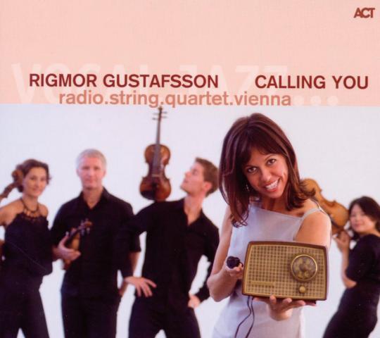 Rigmor Gustafsson. Calling You. CD.