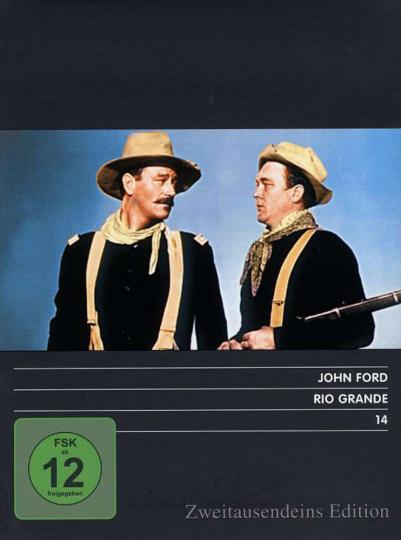 Rio Grande. DVD.