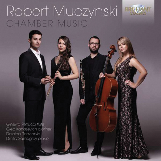 Robert Muczynski. Kammermusik. CD.