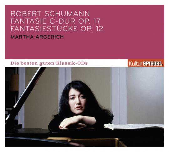 Robert Schumann. Fantasie op.17. CD.