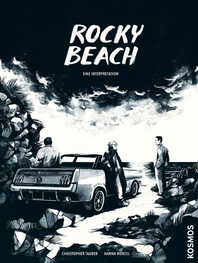 Rocky Beach. Eine Interpretation. Graphic Novel.