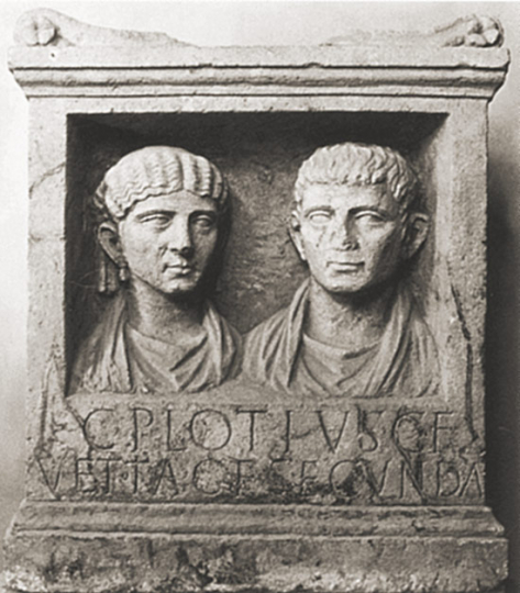Römische Porträtstelen in Oberitalien - Untersuchungen zu Chronologie, Typologie und Ikonographie