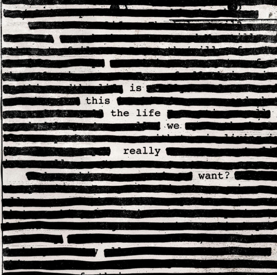 Roger Waters. Is This The Life We Really Want? CD.