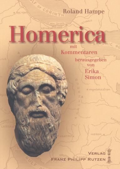 Roland Hampe. Homerica mit Kommentaren.