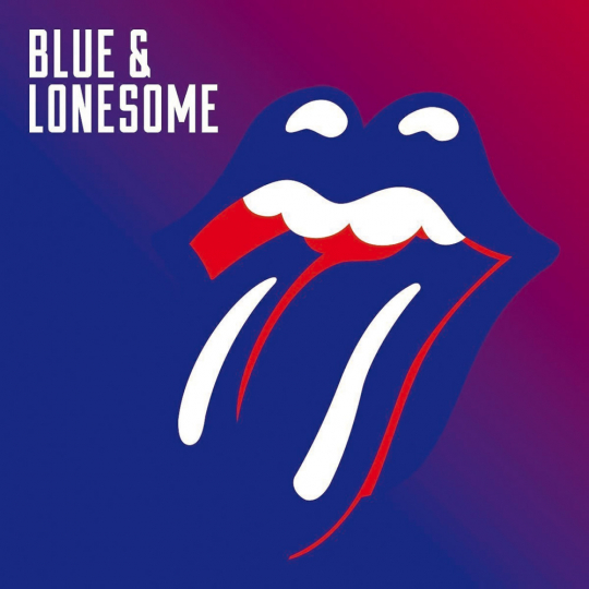 The Rolling Stones. Blue and Lonesome. CD.