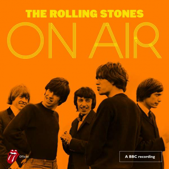 Rolling Stones. On Air. CD.
