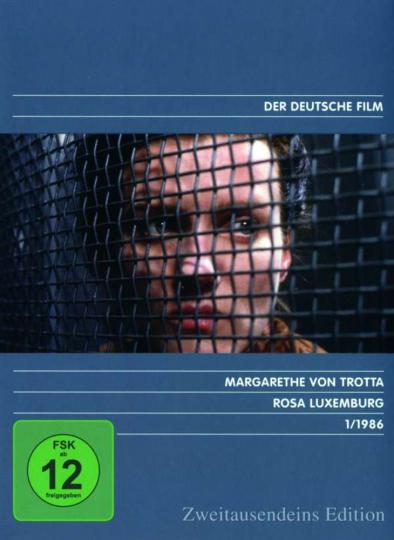 Rosa Luxemburg. DVD.