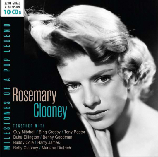 Rosemary Clooney. Milestones of a Pop Legend. 10 CDs.