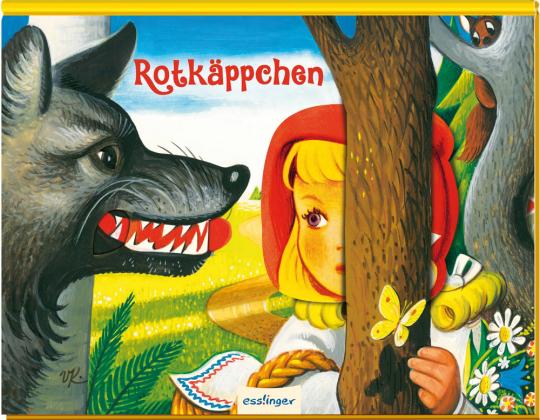 Rotkäppchen. Pop-up-Bilderbuch.