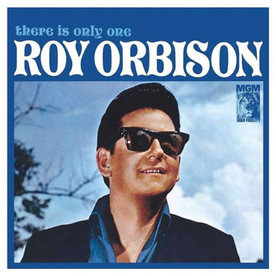 Roy Orbison. There Is Only One Roy Orbison. LP.