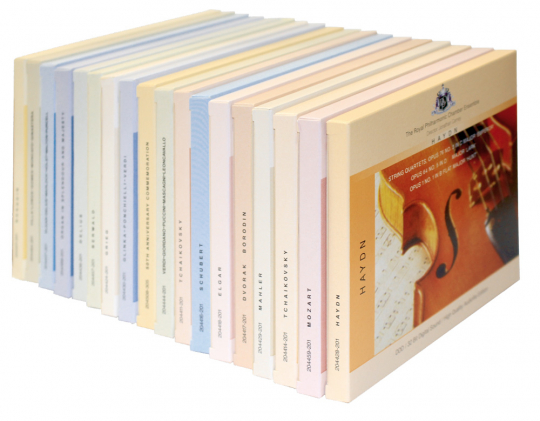 Royal Philharmonic Orchestra. 19 CDs.