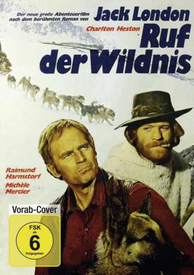 Ruf der Wildnis. DVD.