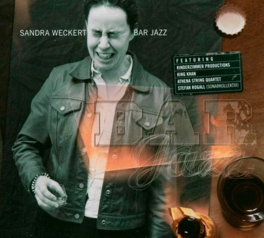 Sandra Weckert. Bar Jazz. CD.