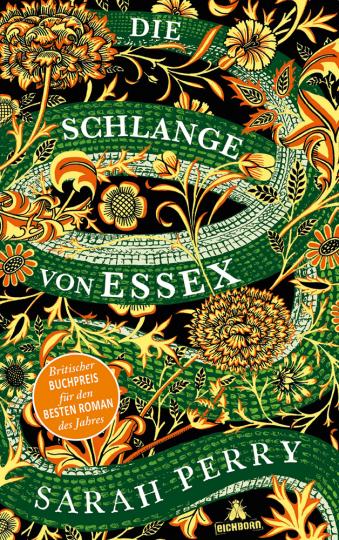Sarah Perry. Die Schlange von Essex. Historischer Roman.