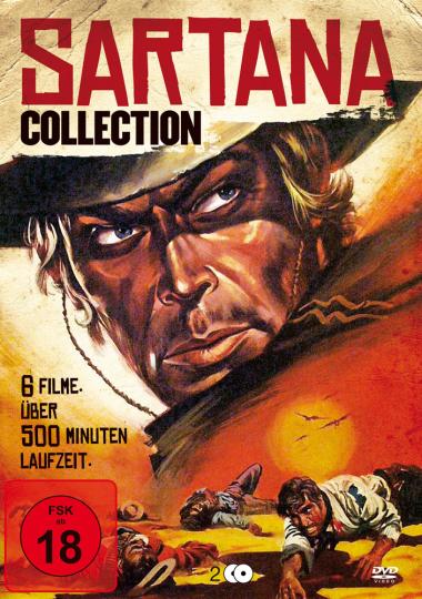Sartana Collection 2 DVDs