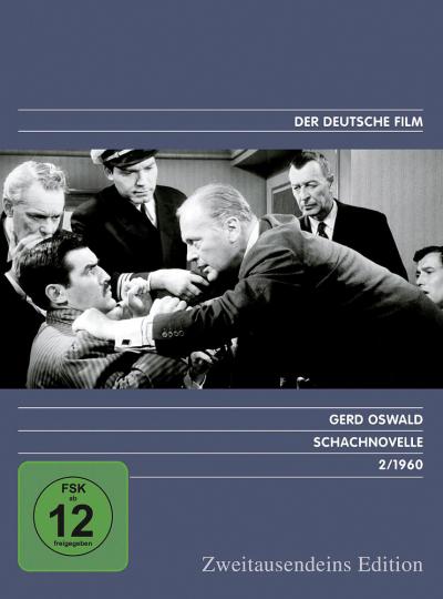 Schachnovelle. DVD.