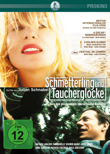 Schmetterling & Taucherglocke. DVD.