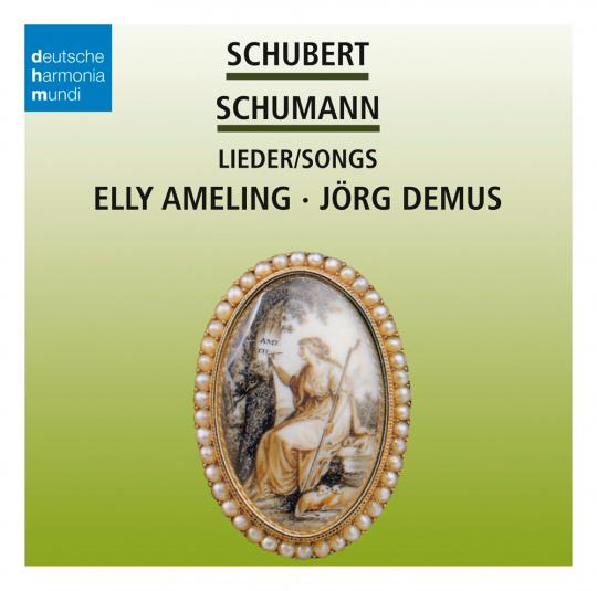 Schubert & Schumann. Lieder. CD.