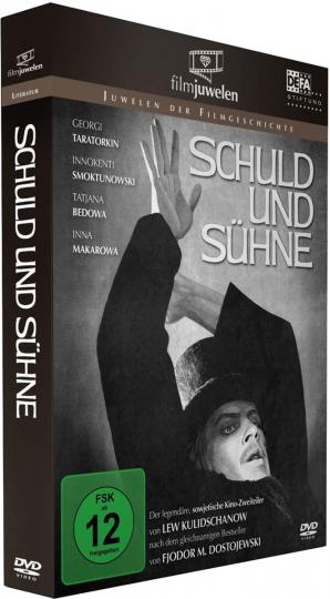 Schuld und Sühne (1970). DVD.