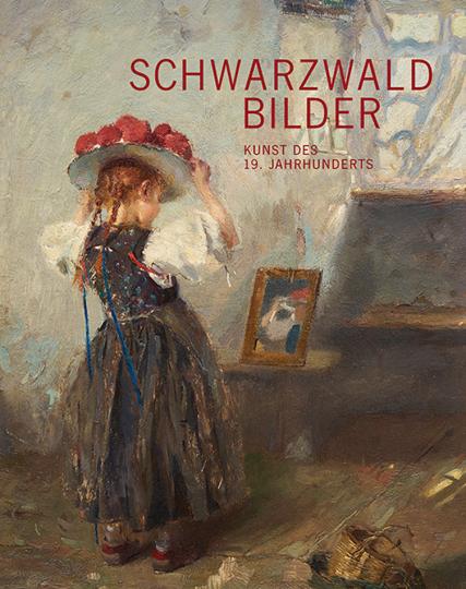 Schwarzwald Bilder. Kunst des 19. Jahrhunderts.