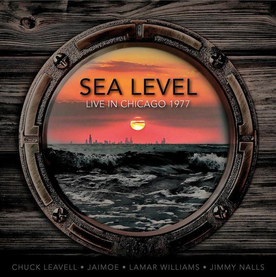 Sea Level. Ivanhoe Theater, Chicago 1977. CD.