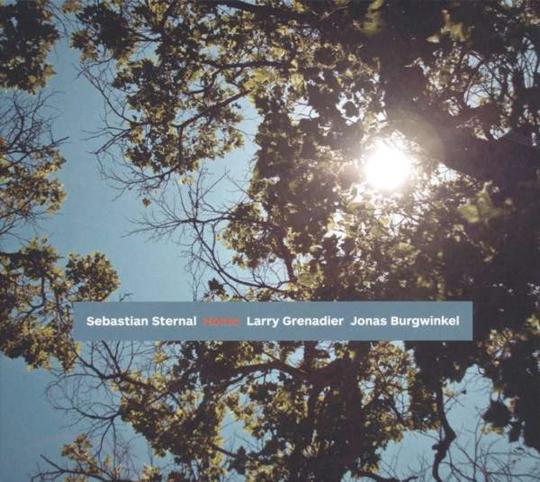Sebastian Sternal. Home. CD.