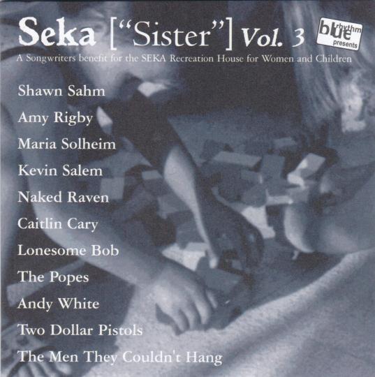 Seka Sister. Vol. 3. CD.