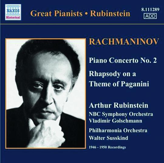 Sergej Rachmaninoff. Klavierkonzert Nr.2. CD.