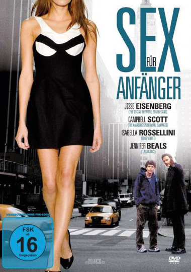 Sex für Anfänger. DVD.