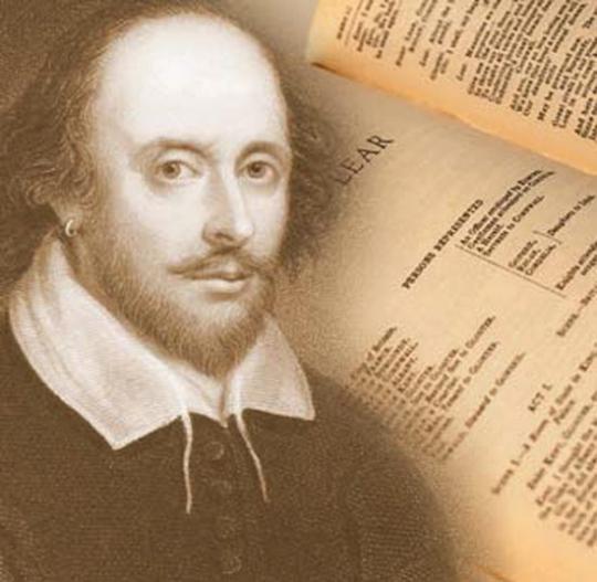 Shakespeare in der Musik. Musik, die von den Stücken Shakespeares inspiriert wurde.