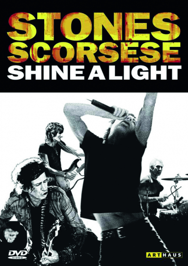 Shine A Light (OmU). DVD.