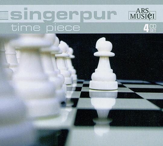 Singerpur. Time Piece. 4 CD Set.