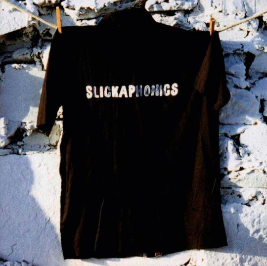 Slickaphonics. Wow Bag. CD.
