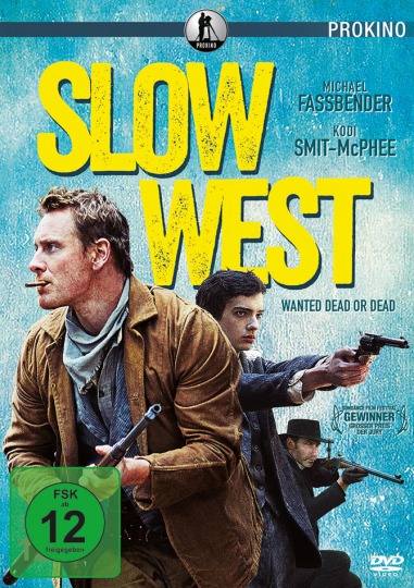 Slow West. Wanted dead or dead. DVD.
