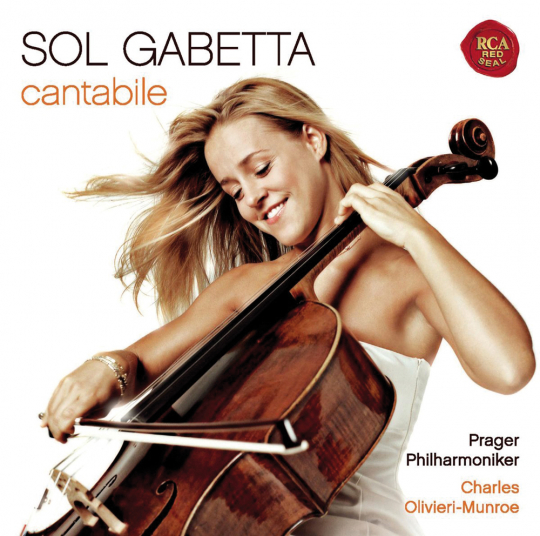 Sol Gabetta. Cantabile. CD.