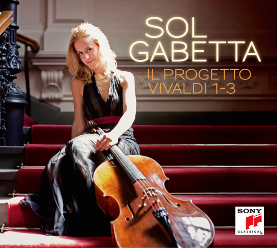 Sol Gabetta. Il Progetto Vivaldi 1-3. 3 CDs.