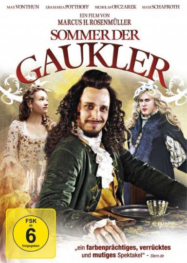 Sommer der Gaukler. DVD.