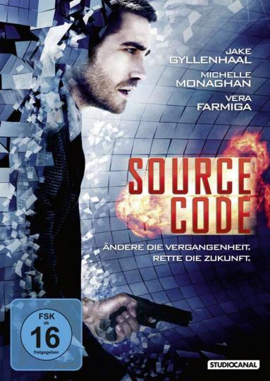 Source Code. DVD.