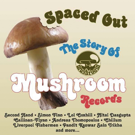Spaced Out. The Story of Mushroom Records. 2 CDs.
