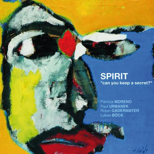 Spirit. Can You Keep A Secret? CD.