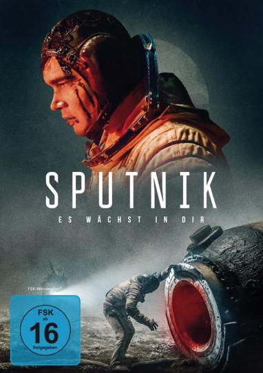 Sputnik (2020. DVD.