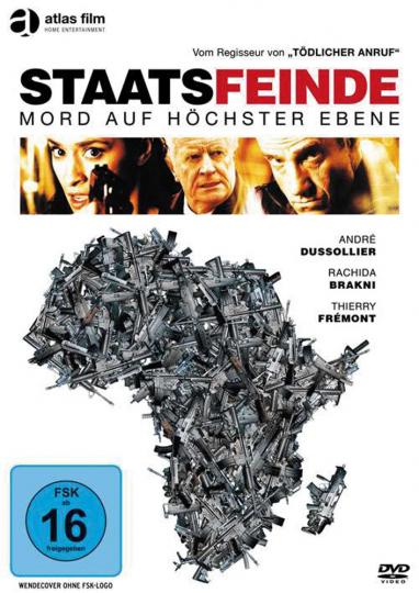 Staatsfeinde. DVD.