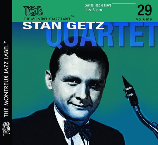 Stan Getz. Zürich 1960. CD.