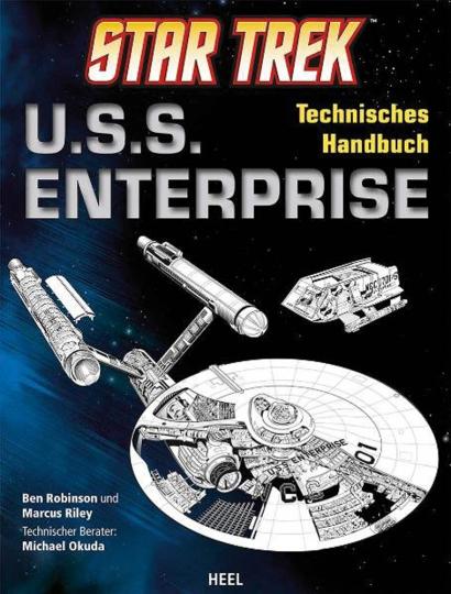 Star Trek U.S.S. Enterprise. Technisches Handbuch.