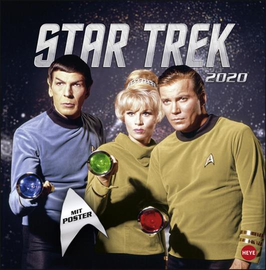 Star Trek. Broschurkalender 2020.