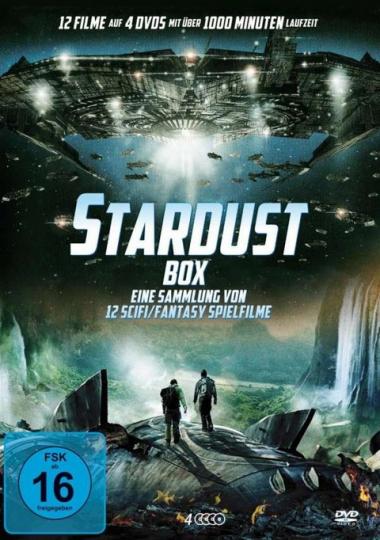 Stardust Box. 4 DVDs.