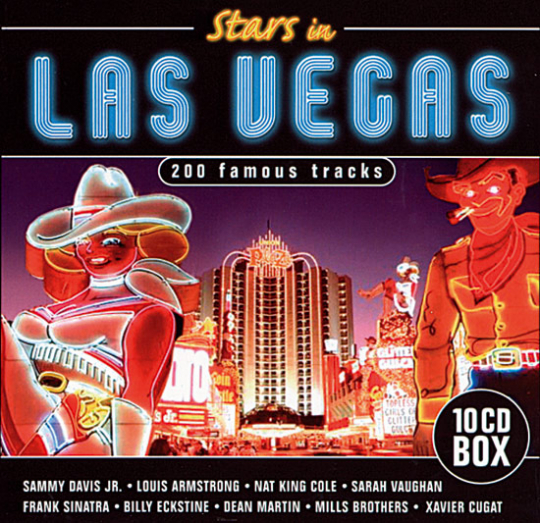 Stars in Las Vegas - 200 famous tracks